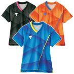 VICTAS V-LGS201(レディースゲームシャツ)
