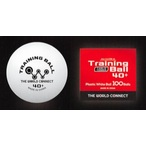 THE WORLD CONNECT ワールド・トレーニングボール(100球入箱)